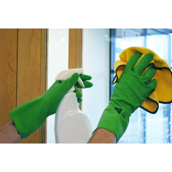 If You Care, 100% Natural Latex Kitchen Gloves, Fair Trade