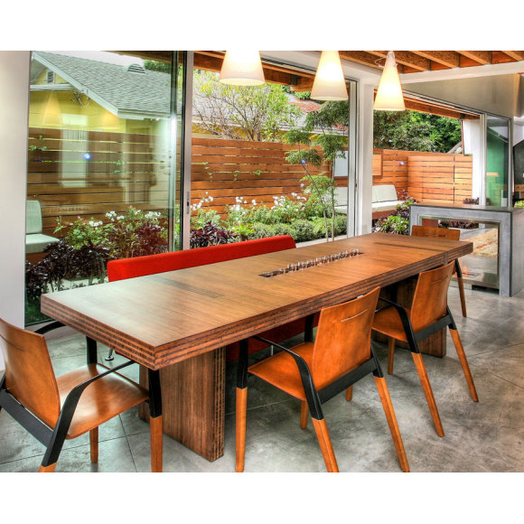 Kirei Bamboo Panel - Non-Toxic, Natural, Sustainable - Green