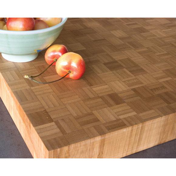 Teragren Bamboo Countertop - Highest-Quality, Non-Toxic, Eco
