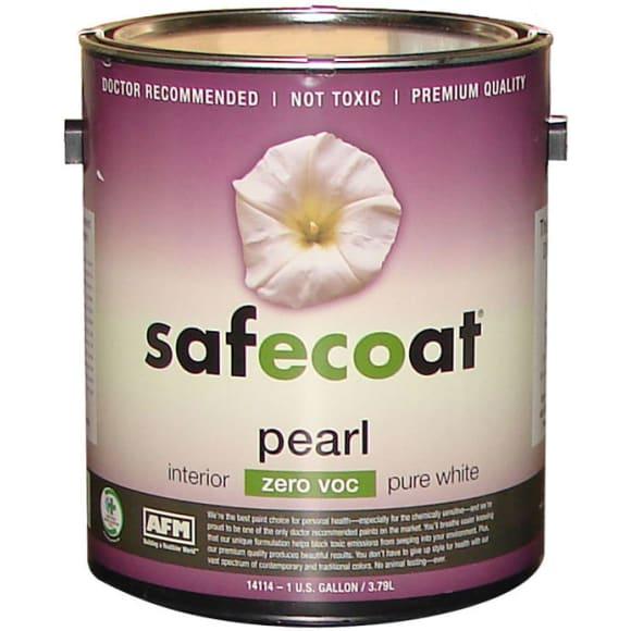 AFM SafeCoat, Zero VOC Paint Zero VOC, Non Toxic Paint