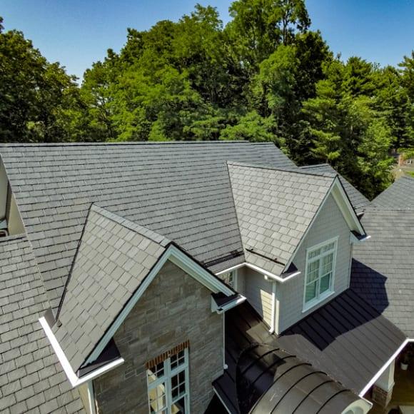 Ecostar Majestic Niagara Slate Roof Tiles