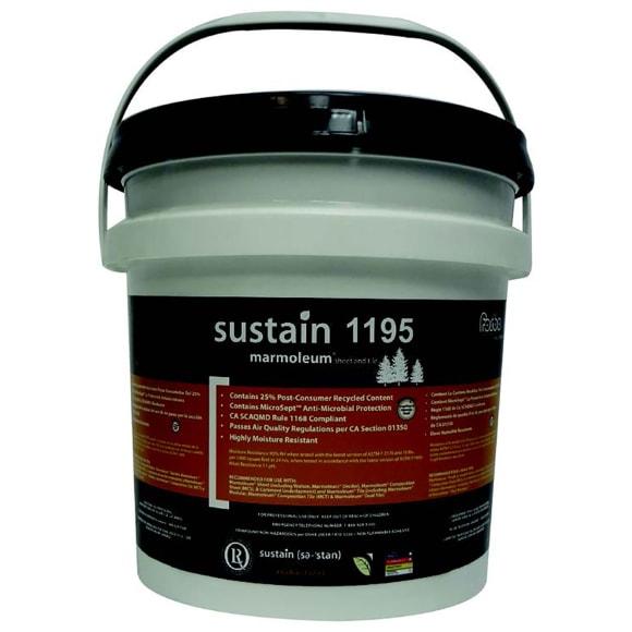 Forbo Sustain 1195 Marmoleum Sheet Tile Adhesive Non Toxic