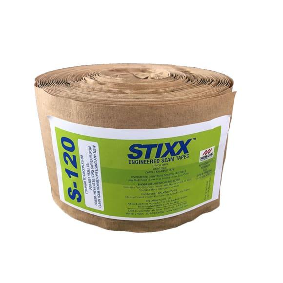 Traxx Stixx Universal Carpet Seam Tape Green Building Supply