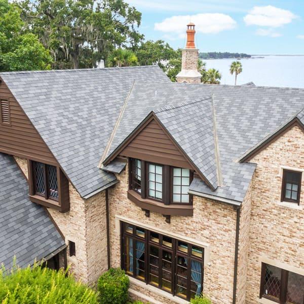 Ecostar Empire Niagara Slate Roof Tiles