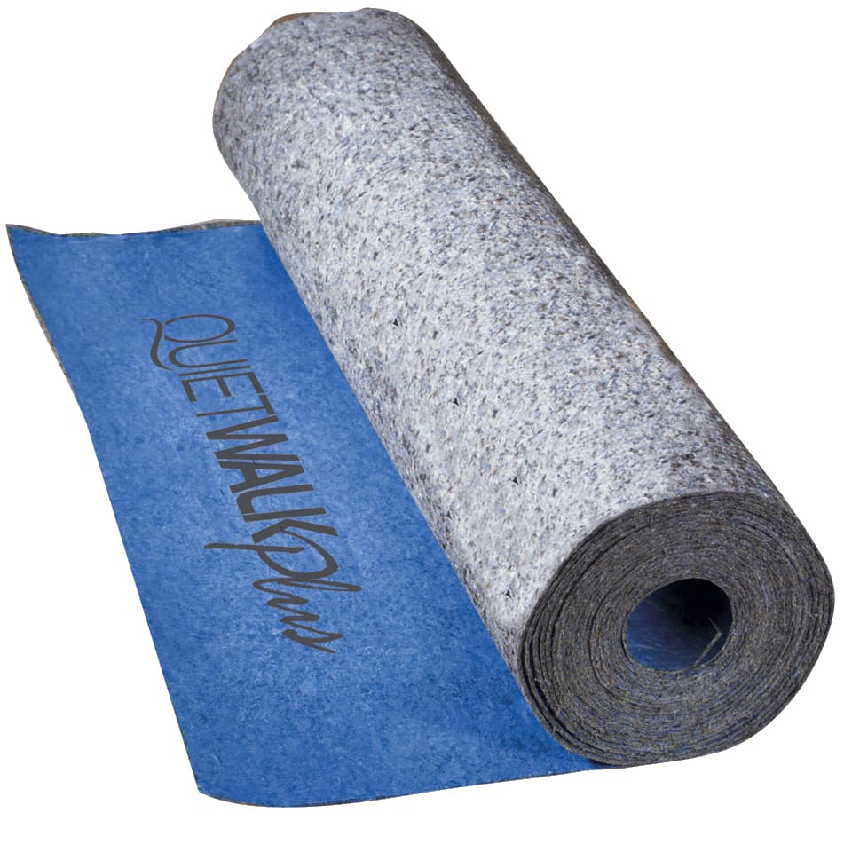 Mp Global Quietwalk Plus Underlayment Recycled With