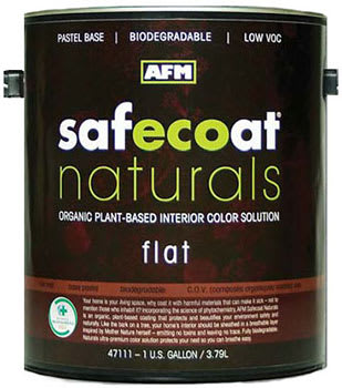 Afm Safecoat Naturals Untinted White Paint Non Toxic Plant