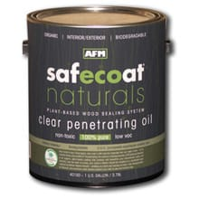 AFM SafeCoat, Naturals Clear Penetrating Oil
