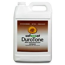 AFM Safecoat, DuroTone, Clear, Sample