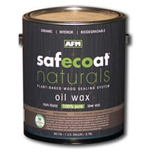 AFM SafeCoat, Naturals Oil Wax Finish