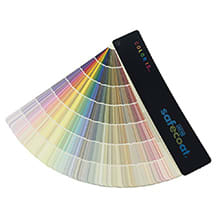 AFM SafeCoat, Color Swatch Book/Paint Fan Deck - Refundable