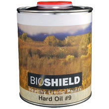 Bioshield, Hard Oil
