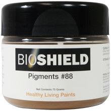 Bioshield, Earth Pigments