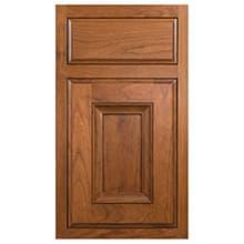 Crystal Cabinets Door Style, Saint Croix