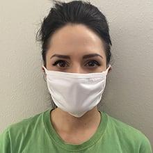 Face Mask White - 10 pack