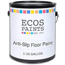 ECOS Interior Anti-Slip Floor Paint