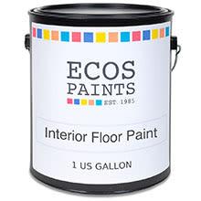 ECOS Interior Floor Paint