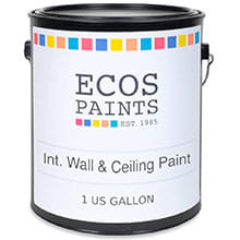 ECOS Interior Wall and Ceiling Paint