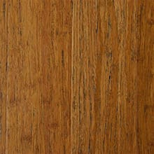 EcoFusion Engineered Strand Bamboo, Weathered Wood