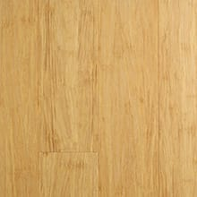 EcoFusion Solid Drop and Lock Strand Sustainable Bamboo Flooring, Honey