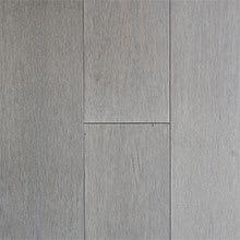 EcoFusion Solid Strand Sustainable Bamboo Flooring, Autumn Fog, 12mm
