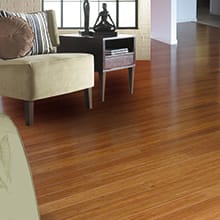 Sustainable Bamboo Flooring from EcoFusion Solid Strand Woven Bamboo