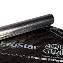 EcoStar Aqua Guard Roofing Underlayment