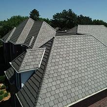 EcoStar, Empire Niagara Slate, Hip & Ridge Tiles