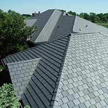 EcoStar, Majestic Niagara Slate, Hip & Ridge Tiles