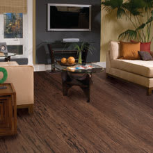 Sustainable Bamboo Flooring from EcoTimber EcoBamboo, Engineered Woven, Dyed Bamboo