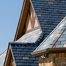 EcoStar, Majestic Slate, Hip & Ridge Tiles