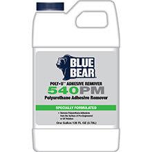 FranMar 540PM Polyurethane Adhesive Remover, 1-Gallon