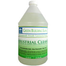 Green Building Supply, Industrial Strength Concrete Cleaner
