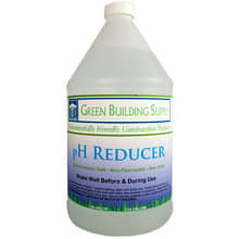 Green Building Supply, pH Reducer