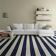 Wool Carpet by J Mish, Lauren