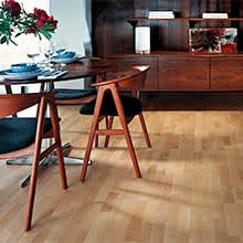 Sustainable Hardwood Flooring from Kahrs Original, American Naturals - FSC Certified