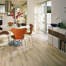 Sustainable Hardwood Flooring from Kahrs Avanti, Tres