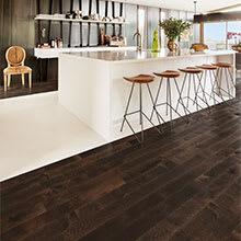 Sustainable Hardwood Flooring from Kahrs Avanti, Canvas (TEST)