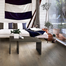 Sustainable Hardwood Flooring from Kahrs Original, Bayside