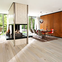 Sustainable Hardwood Flooring from Kahrs Spirit, Unity - FSC Certified