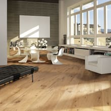 Sustainable Hardwood Flooring from Kahrs Supreme, Grande