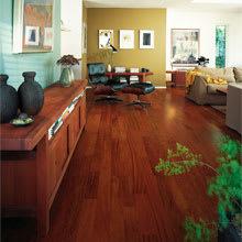 Sustainable Hardwood Flooring from Kahrs Original, World