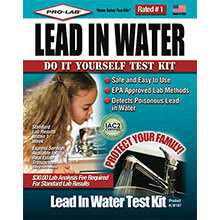 Pro-Lab, Lead in Water Test Kit