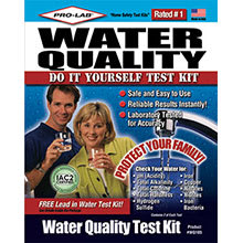 Pro-Lab, Professional Water Quality Test Kit