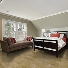 Sustainable Hardwood Flooring from Tesoro Woods Continental