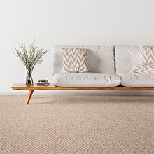 Wool Berber Carpet by Unique Carpets, Terra Bella