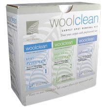 WoolClean, Spot Removal Kit