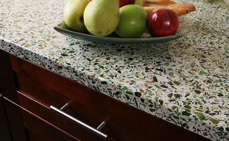 Lightweight Countertops countertops - durable, practical, eco-friendly - green building supply