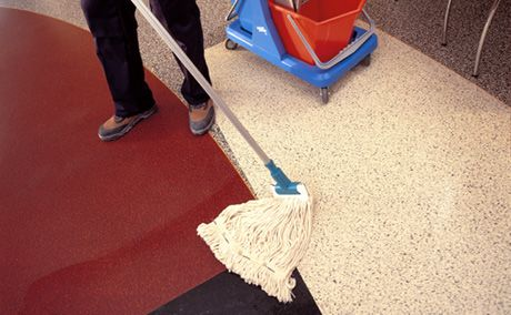 Floor Cleaners Non Toxic Effective Economical No Residue