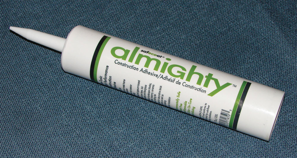 Afm Safecoat Almighty Adhesive Non Toxic Multi Purpose