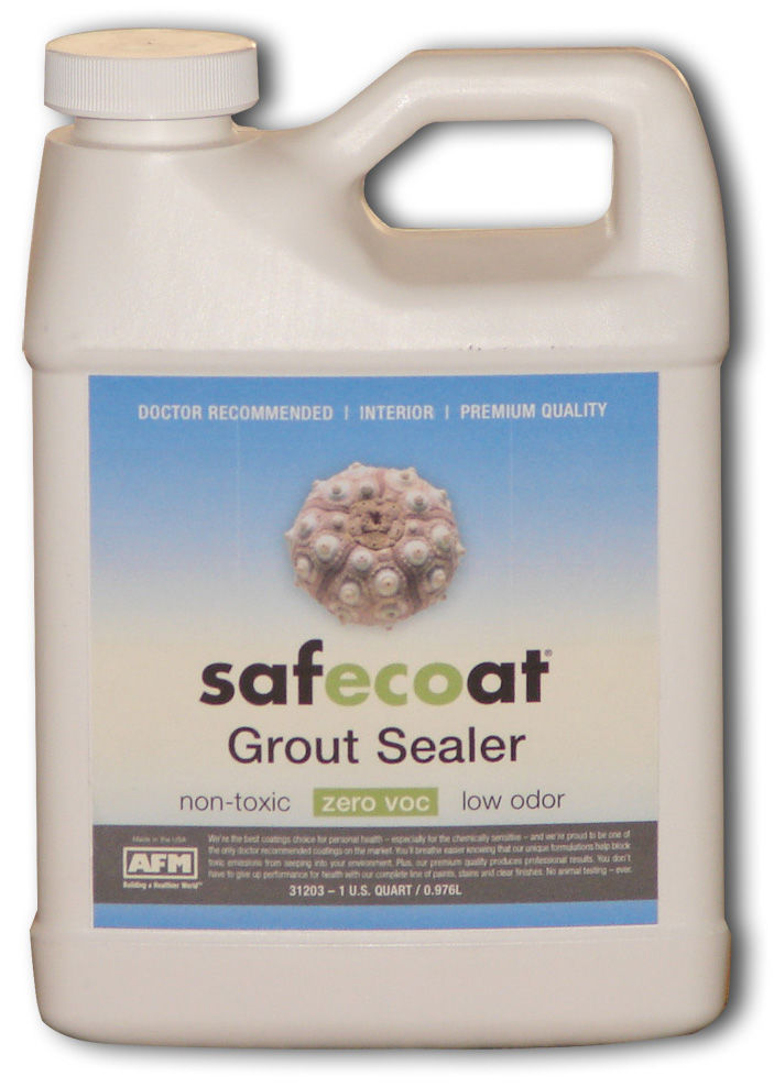 Afm Safecoat Grout Sealer Non Toxic Clear Protective